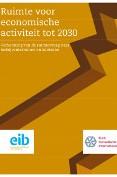 Ruimte voor economische activiteit tot 2030