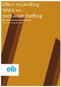 Effect vrijstelling WWS en verhuurderheffing