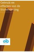 Gebruik en effecten van de Starterslening