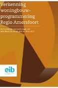 Verkenning woningbouwprogrammering Regio Amersfoort 2013-2017