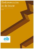 Ziekteverzuim in de bouw 2012